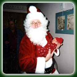 Santa Says- Maine Humor is fun for all ages!